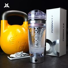 Your protein shaker bottle has evolved - No more nasty, lumpy protein shakes!