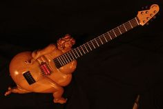 Fat Lady Guitar | Guitar Fail
