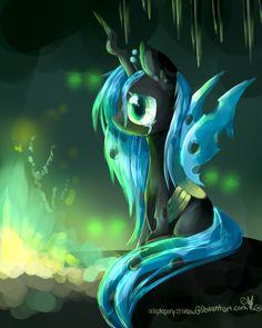 MLP princess chrysalis by AquaGalaxy.deviantart.com on @deviantART