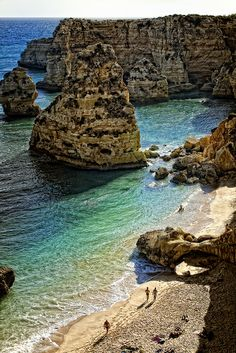 Playa de la Marina, Algarve, Portugal