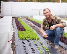 The Urban Farmer Show 40 Podcasts on permaculture farming by Curtis Stone