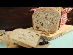 ¡Mira qué facil es hacer un delicioso pan de maíz con nueces y pasas! Sigue el paso a paso de este video exclusivo de www.elgranchef.com