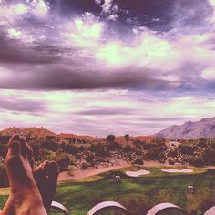 Cloudy skies with not a worry in the world   The Westin La Paloma Resort & Spa