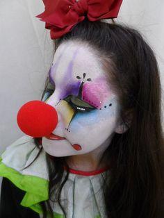 Maquillaje payaso