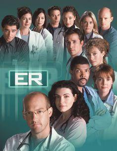"""ER"" (1994–2009)  Creator: Michael Crichton Stars: Anthony Edwards, Eriq La Salle, Julianna Margulies"