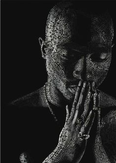Tupac hologram + eminem + 50 cent at Coachella 2012 = rap history Arte Do Hip Hop, Hip Hop Art, Whiz Khalifa, 2pac Wallpaper, Typography Portrait, Tupac Art, Rock Poster, Freestyle Rap, Desenho Tattoo