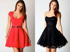 belos vestido rodado curto