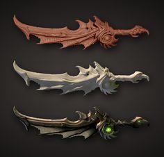 Skyrim Sword
