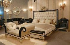 Pretty Luxury Bedrooms Project Ideas - Recycle Art