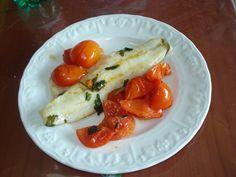 filetti+di+spigola+all'acqua+pazza+in+padella