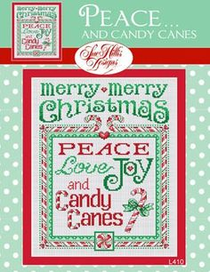 A very merry Christmas cross stitch pattern from Sue Hillis which will be a joy to stitch I am sure!