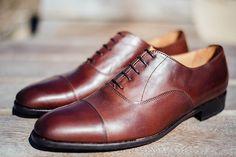 Richelieu Rudy's - Partner #shoes #menstyle #menswear #mensfashion #shoes #dapper #richelieu #oxfordshoes