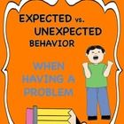 Expected+vs.+Unexpected+Activity  The+concept+in+this+activity+is+adapted+from+the+work+of+Michelle+Garcia-Winner,+SLP.+It+explicitly+teaches+the+e...