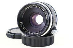 Canon 35mm F/2.8 Lens Leica Screw Mount LTM L39 from Japan 32947 Exc++ #Canon Canon 35mm, Canon Lens, Beats Headphones, Over Ear Headphones, Fujifilm Instax Mini, Leica, Japan, Japanese