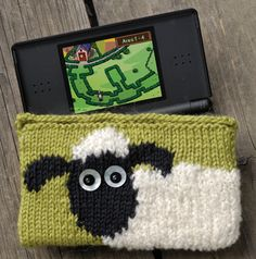 Download a free pattern for making your own Shaun the Sheep knitted items, courtesy of Simply Knitting.