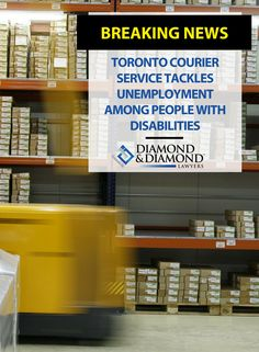 Good Foot Delivery, a courier service in only hires individuals with The company is proving to be the answer for dozens of Toronto residents living with a who have been unable to find gainful employment. International Courier Services, Cargo Services, Toronto Star, Developmental Disabilities, Personal Injury Lawyer, Current News, Disability, Delivery