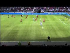 AMAZING goal by Eric Hassli of the Vancouver Whitecaps. I hate that it was against my Toronto FC, but damn that's a nice goal. Vancouver Whitecaps Fc, Amazing Goals, Soccer Academy, The Sporting Life, Sports Clips, Toronto Fc, European Soccer, Goalkeeper