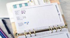 DOWNLOAD: PLANNER CONTROLE DE HÁBITOS Planner Template, Printable Planner, Printables, Diy Calender, Download Planner, Flylady, Planners, Filofax, Geek Stuff
