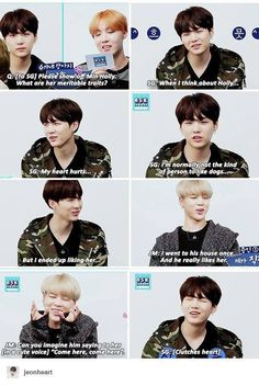 that's Army's reaction to Suga.. dont worry we know the pain