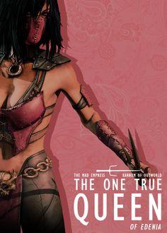 Mileena, Mortal Kombat X