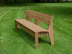 Poplar Outdoor Furniture - Joost van Lingen