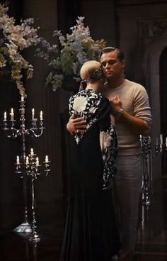 """Will you still love me when I'm no longer young and beautiful?"" The Great Gatsby"