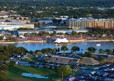 Cranes Roost Lake Park, Uptown Altamonte, Altamonte Springs, Seminole County, Central Florida