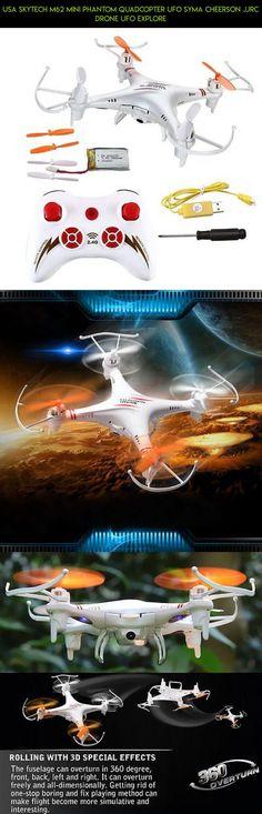USA Skytech M62 Mini PHANTOM Quadcopter UFO Syma Cheerson JJRC Drone UFO Explore #products #technology #tech #shopping #cheerson #kit #phantom #racing #parts #gadgets #drone #camera #plans #fpv