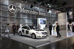 Mercedes Benz Automechanika 2010
