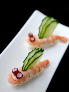 Nigiri sushi: leuk voor de kids