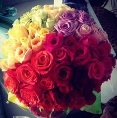 Oh the smell of roses Everything Is Awesome, Color Pallets, Diet And Nutrition, Love And Marriage, Color Trends, Feel Better, Color Splash, Flower Power, Flower Arrangements