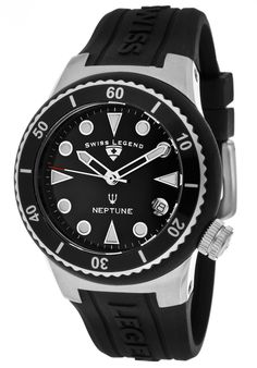 Price:$129.99 #watches SWISS LEGEND 11840D-01, For over a quarter of a century the makers of Swiss Legend have created their own legendary reputation by bringing their loyal customers timepieces steeped in tradition, design and versatility. Swiss Legend is a brand unlike any other. It is dynamic. It is modern. It is alive.
