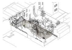 Casa Árvore, 6a Architects. Reino Unido, 2013.