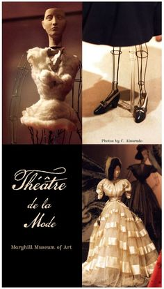Theatre de la Mose ~ Maryhill Museum of Art