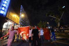 Levent Kulu'nun objektifinden Taksim