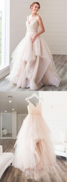 Chic Cheap Prom Dress Modest Beautiful Simple Long Prom Dress