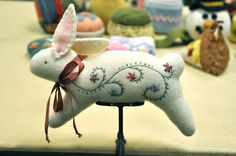 Pin cushion, but way too cute to put pins in