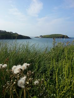 Burgh Island - View from Challaborough Bay