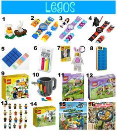 The Well Styled Child Lego Themed Easter Basket Ideas   #lego #easter #basket #ideas #fillers #kids
