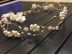 """57 Beğenme, 1 Yorum - Instagram'da Eight Ten Design (@eighttendesign): """"#gelinsaci #gelinsacaksesuari #bridalhairpiece #wedding"""" Bobby Pins, Pearl Necklace, Hair Accessories, Bride, Pearls, Wedding, Beauty, Jewelry, Instagram"""