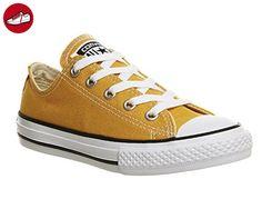 Converse Unisex-Baby-Schuhe Chuck Taylor All Star Core Ox, Segeltuch, rot