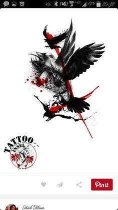 Trash style tattoo, trash polk tattoo, tattoo trasch, Vorlagen tattoo, Polka trash tattoo, trash polka Vorlage, realistic trash polka