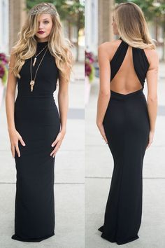 141 USD.Prom Dress,Mermaid Prom Dress,Black Party Gowns,Open Back Prom Dress,Mermaid Long Evening Dress,Long Graduation Dresses,Prom Dresses 2017,Evening Dress for Teens,Backless Party Gowns,Prom Dresses Long Sexy