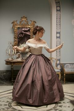 Keira Knightley in 'Anna Karenina' di Joe Wright