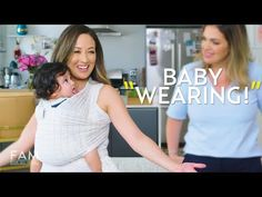 Baby Wearing Wraps: Solly Baby, Moby Wrap, and More! Baby Wearing Wrap, Moby Wrap, Babies First Year, Having A Baby, Games For Kids, Kids And Parenting, Pregnancy, Maternity, Baby Boy