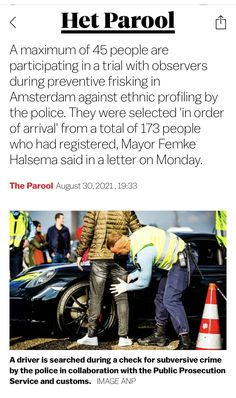 Trials, Amsterdam, Collaboration, The Selection, Crime, Police, Lettering, Sayings, News
