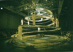 Peter Stein, dir. Faust I and II, Vienna, 2001