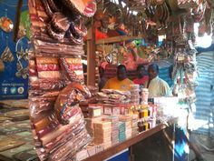Sights and Scents with Africa Best Conservated Destination Tours. Take a tour in the famous Zanzibar Spice Market.