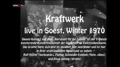 Kraftwerk Rockpalast 1970