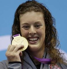 Allison Schmitt awesome swimmer!